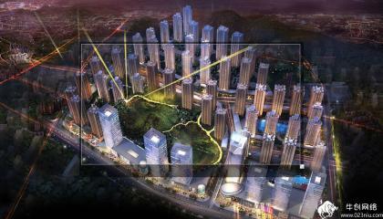 重庆德杰地产集团与我公司签订官网建设协议