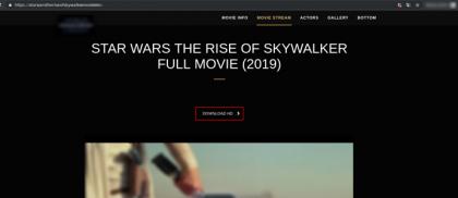 """借助流行的娱乐影像来伪装病毒,以""""免费""""为噱头,下载带有数个恶意软件的热门电影资源"""