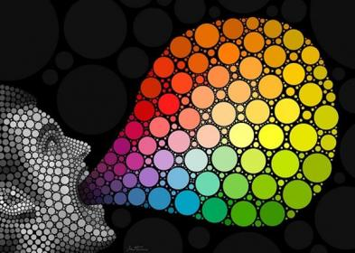 制作设计品牌官网页面时需注意色彩的运用