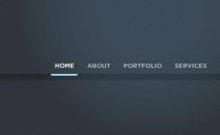 越是简单的网站设计,越显得别具一格