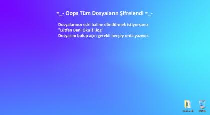 勒索病毒Deniz Kızı(美人鱼):2020年全球新型的勒索病毒