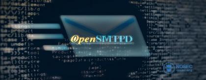 OpenBSD SMTP漏洞分析:远程执行代码,影响版本OpenBSD 6.6,OpenBSD 5.9,Debian 10,Debian 11,Fedora 31。