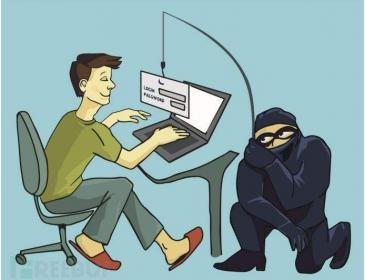 """网络钓鱼诈骗:攻击者利用""""机器人客服""""聊天引导受害者填写各种表格,窃取个人信息,信用卡号和银行帐户信息。"""