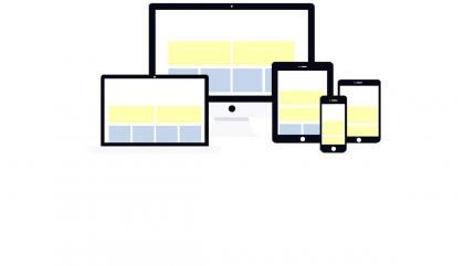 增强客户体验,做一个简洁的网站。